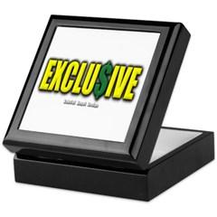 Exclusive Keepsake Box
