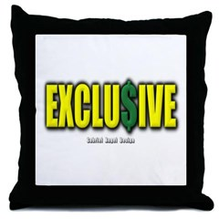 Exclusive Throw Pillow