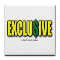 Exclusive Tile Coaster