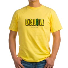 Exclusive Yellow T-Shirt
