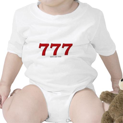 777 Infant Creeper