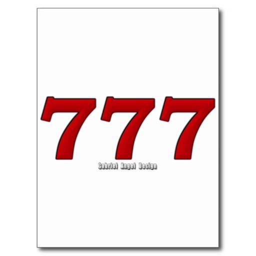 777 Postcard 2