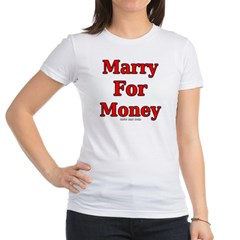 Marry for Money Junior Jersey T-Shirt