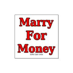 Marry for Money Large Posters