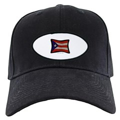 Puerto Rico Flag Graffiti Baseball Hat