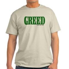 Greed Logo Classic T-Shirt