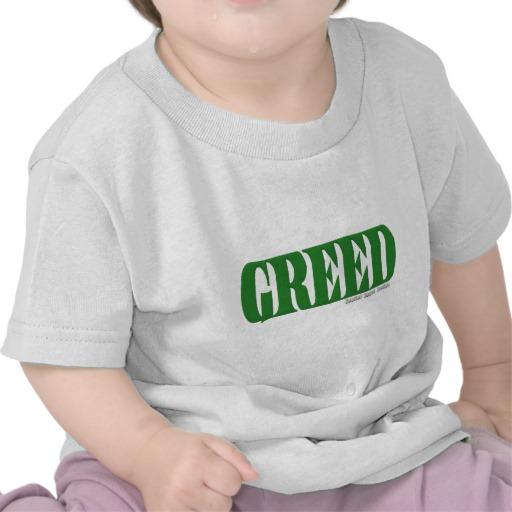 Greed Logo Infant T-Shirt