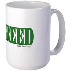 Greed Logo Mug