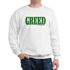 Greed Logo Sweatshirt