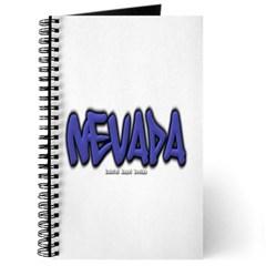 Nevada Graffiti Journal
