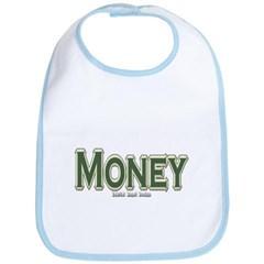 Money Baby Bib