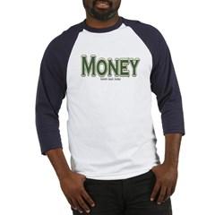 Money Baseball Jersey T-Shirt