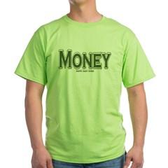 Money Green T-Shirt