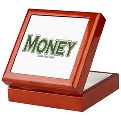 Money Keepsake Box