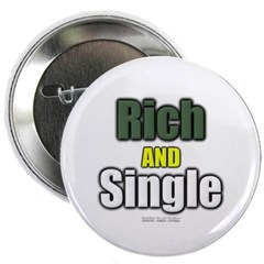 """Rich AND Single 2.25"""" Button"""