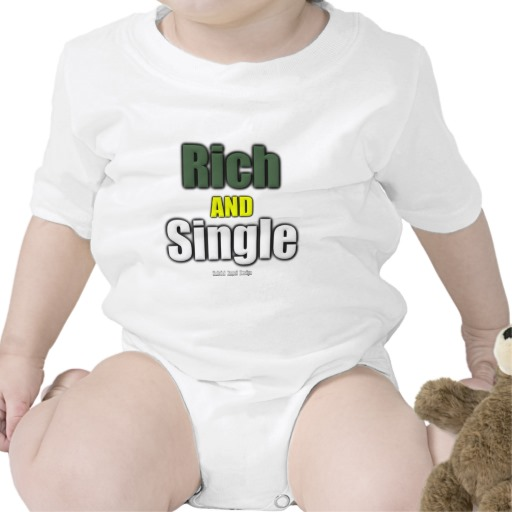 Rich AND Single Infant Creeper