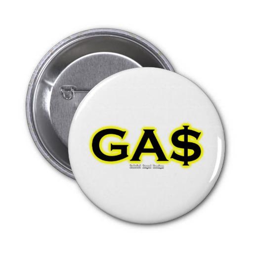 GA$ Pinback Button