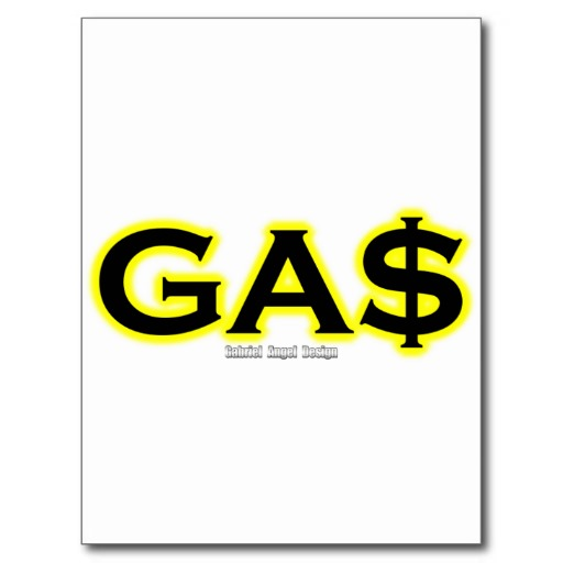 GA$ Postcard