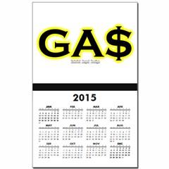 GAS Calendar Print