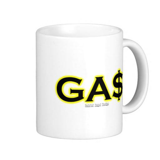 GAS Classic White Mug