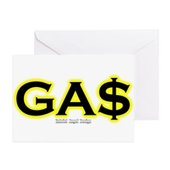 GAS Greeting Cards (Pk of 10)