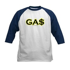 GAS Kids Baseball Jersey T-Shirt