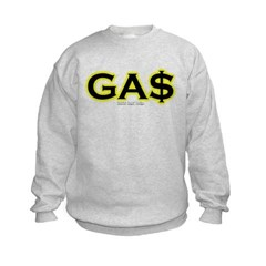 GAS Kids Crewneck Sweatshirt by Hanes