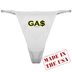 GAS Ladies Thong Underwear