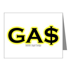 GAS Note Cards (Pk of 10)