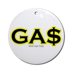 GAS Ornament (Round)