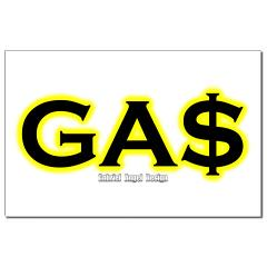 GAS Small Posters