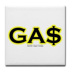 GAS Tile Coaster