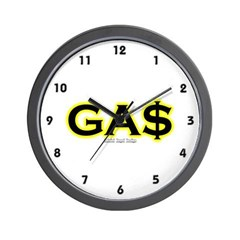 GAS Wall Clock