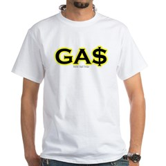 GAS White T-Shirt