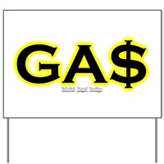 GAS Yard Sign