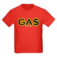 GAS Youth Dark T-Shirt by Hanes
