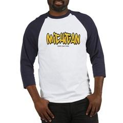 Michigan Graffiti Baseball Jersey T-Shirt