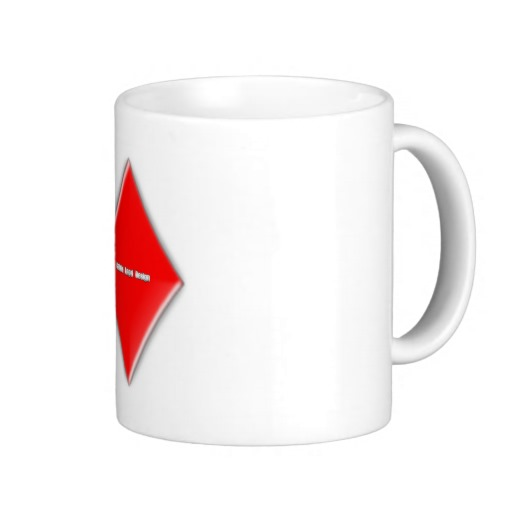 Of Diamonds Classic White Mug