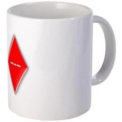 Of Diamonds Coffee Mug