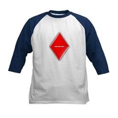 Of Diamonds Kids Baseball Jersey T-Shirt