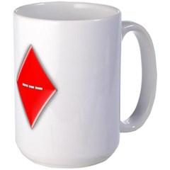 Of Diamonds Mug