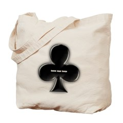 Of Clubs Canvas Tote Bag