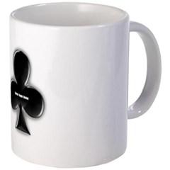 Of Clubs Coffee Mug