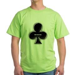 Of Clubs Green T-Shirt