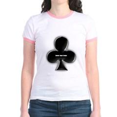 Of Clubs Junior Ringer T-Shirt