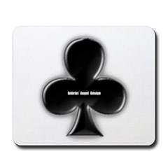 Of Clubs Mousepad