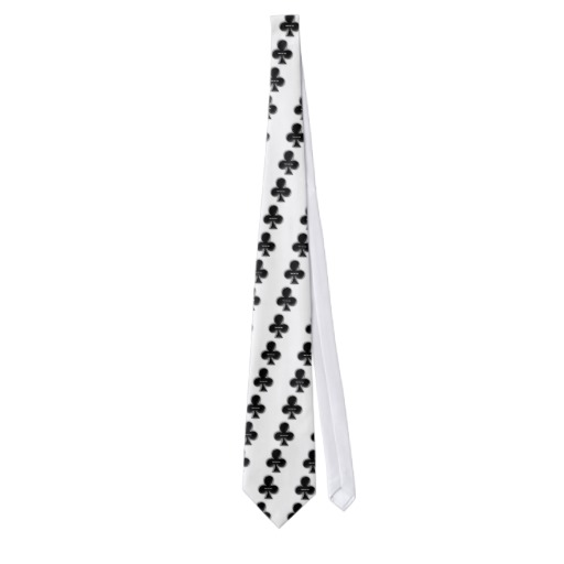 Of Clubs Tie