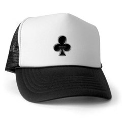 Of Clubs Trucker Hat