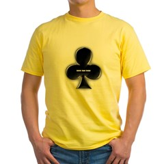 Of Clubs Yellow T-Shirt