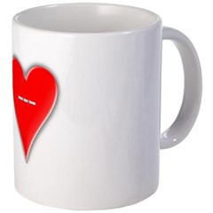 Of Hearts Coffee Mug